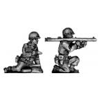 Bazooka, firing