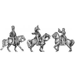 Stapleton-Cotton, Packenham, and major-general