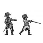 German Officer, bicorne