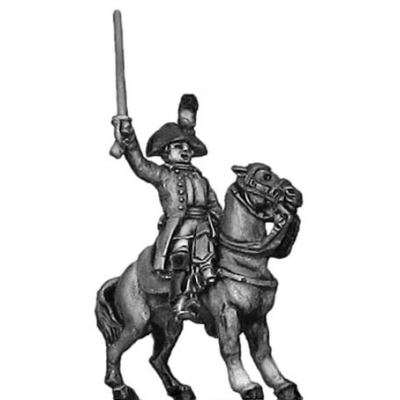 Dragoons officer