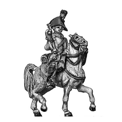 Dragoons trumpeter
