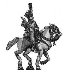 Hussars trumpeter