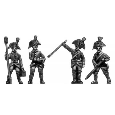 Artillery crewman
