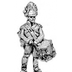 German grenadier drummer