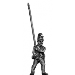 Hungarian Fusilier Standard Bearer, helmet