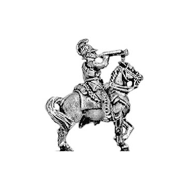 Kurassier trumpeter