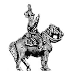 Uhlan trumpeter