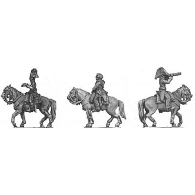 Mounted staff set