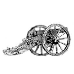 8pdr gun