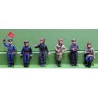 Tank crew 1941-43