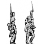 Line grenadier, advancing