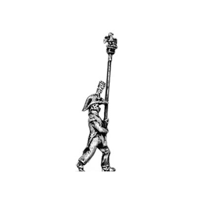 Line infantry eagle bearer, bicorne