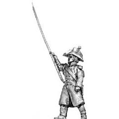 Standard bearer, greatcoat