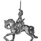 Dragoon, charging