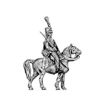 Chasseur officer, pelisse