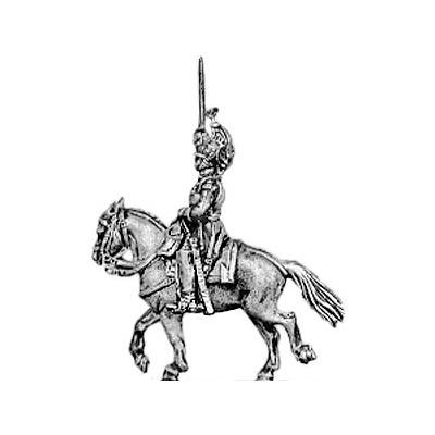 Cuirassier officer