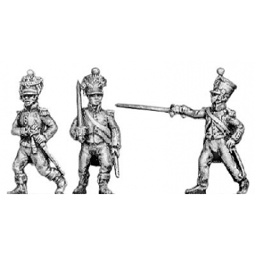 Fusilier officers