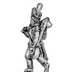 Pioneer/Sapeur, bearskin