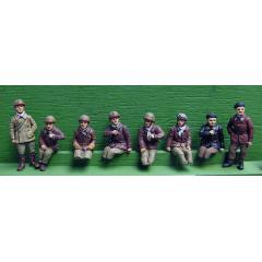 French tank crew 1940
