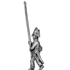 Musketeer standard bearer