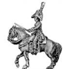 Mounted officers