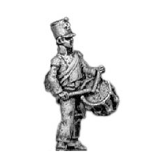 Fusilier drummer