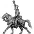 Hussar trooper, shako