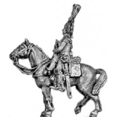 Dragoon trumpeter