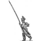 Landwehr standard bearer