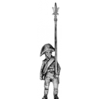 Musketeer NCO, bicorne