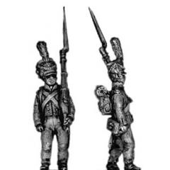 Grenadier, march attack