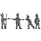 Saxon artillery crew, loading