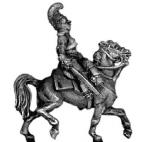 Kurassier von Zastrow officer