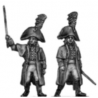 Musketeer officer, greatcoat