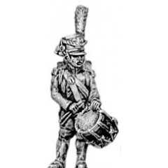 Fusilier of the Guard chasseur drummer (1809-10)