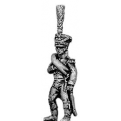Fusilier of the Guard grenadier officer
