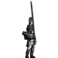 Young Guard Voltigeur Standard Bearer, 1810 uniform