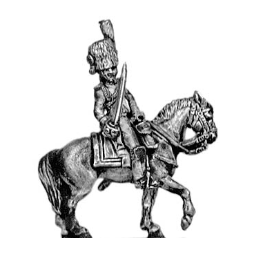 Grenadier a Cheval of the Guard officer