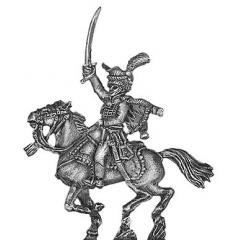General Lefebvre-Desnoettes, mounted
