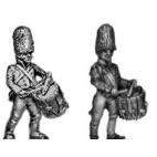 Grenadier drummer