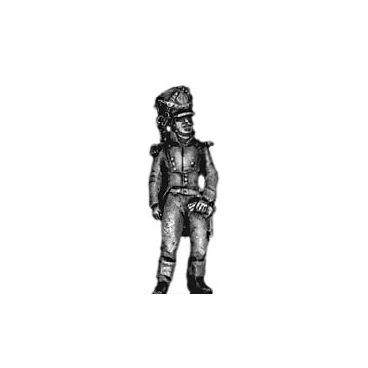Jager/Light infantry officer