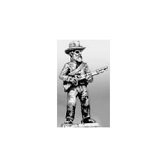 Trooper dismounted standing