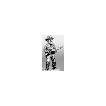 Trooper dismounted standing