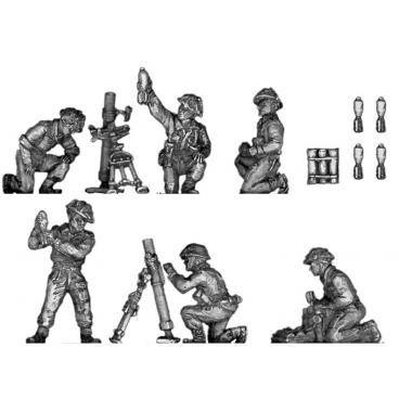 3-inch mortar team