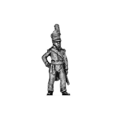 Officer, barretina