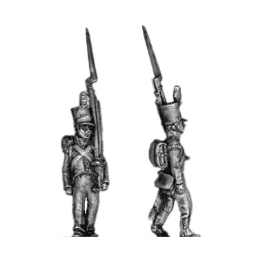 Grenadier, stovepipe, march attack