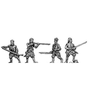 Albanian light infantry