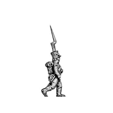 Chasseur, early shako, hussar gaiters