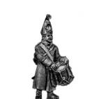 Pavlov Grenadier drummer in greatcoat