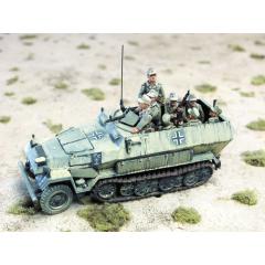 Panzer Grenadiers for SdKfz (halftrack)